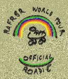 logo 'official roadie'